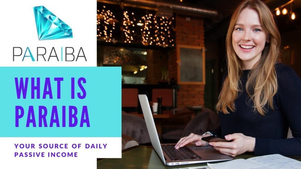 Paraiba World source of passive income
