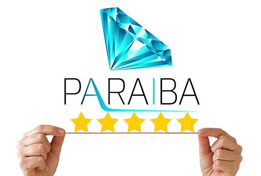 Start with Paraiba World (logo)