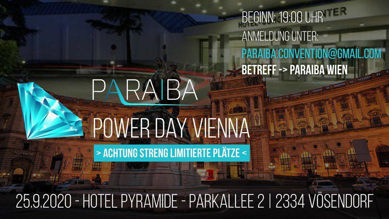 paraiba world power day