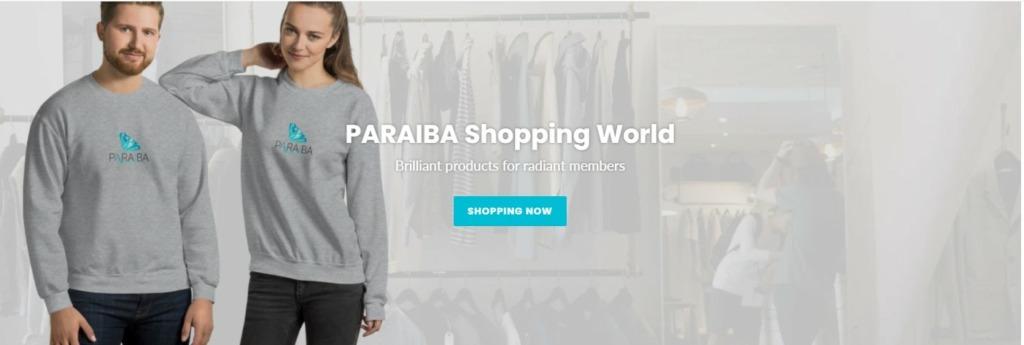 Paraiba World Webstore