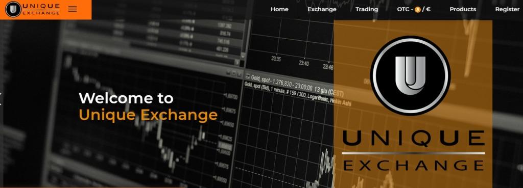 Unique Exchange Bank Cover Photo